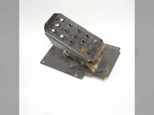 Used Pedal Bracket Assembly - LH John Deere 324E 319E 320D 318D 323E 318E 320E 319D 323D AT395398