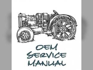 Service Manual - M4700 Kubota M4700