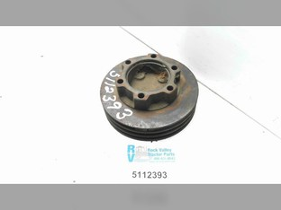 Pulley-crank Front