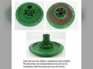 Used Seperator Fan Inner Drive Pulley John Deere 9550 9750 9870 9670 9650 CTS 9770 9570 9860 9660 9560 9760 9450 AH167535