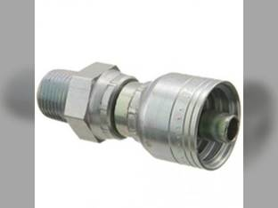 "Weatherhead - Hydraulic Fitting #8 Male Pipe Swivel 1/2"" - 14"