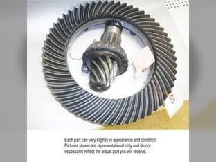 Used Ring Gear And Pinion Set John Deere 2510 2520 3020 AR32447