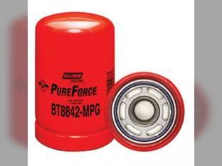 Filter Maximum Performance Glass Hydraulic Spin on BT8842-MPG Massey Ferguson 9435 9430 9420 9225 9425 Case 85XT 95XT 90XT 75XT Challenger / Caterpillar Hesston 9230 9240 Caterpillar D5 AGCO Ford