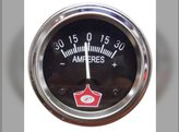 Amp Meter Gauge International 560 M 350 Massey Ferguson 50 50 165 40 40 35 30 30 135 Allis Chalmers John Deere 830 820 Massey Harris Minneapolis Moline Oliver Case Ford 4000 2000 CockShutt / CO OP