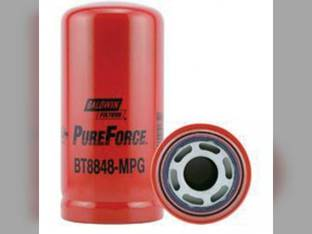 Filter - Maximum Performance Glass Hydraulic Spin On BT8848 MPG New Holland L185 L565 L160 L175 LS160 LS170 L170 LS180 LX565 LX885 L180 LX665 John Deere 260 325 315 240 250 320 270 FIAT Case 580 590