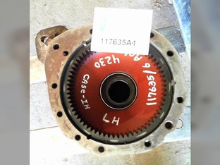 Carrier-axle LH