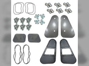 Lateral Triangle Cover Kit-JD-CNH-IH