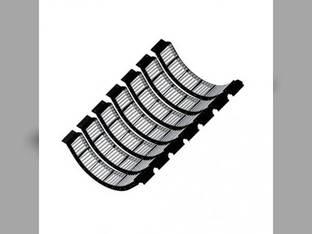 Concave KX7 Set - Large Wire - Kondex Massey Ferguson 8570 9520 8560 8780 9790 9795 9695 9690 Gleaner A76 A66 A75 A65 Challenger / Caterpillar 660B 670B