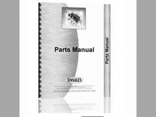 Parts Manual - 5120 Case IH 5120