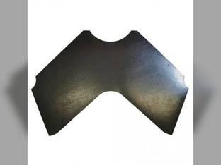 Rubber Spout - Unloading Auger Case IH 2166 2366 1660 2577 1688 2188 2144 1644 2388 1666 2344 1682 2588 1640 2377 1680 113488A1