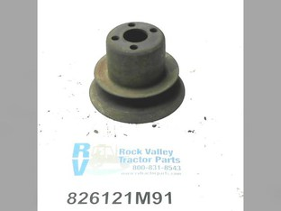 Pulley Assy-water Pump