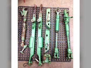 Used 3 Point Kit Less Rockshaft Assembly John Deere 3020 2520