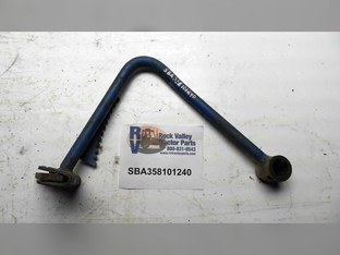 Pedal-brake LH