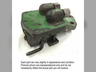 Used Breakaway Coupler Assembly John Deere 2010