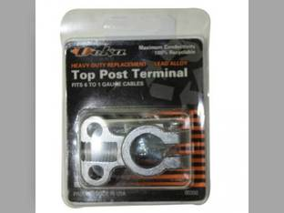 Battery Heavy Duty Top Post Terminal 6 1 Gauge Cables