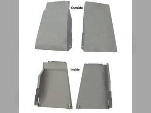 Used Rear Side Panel Set - LH and RH John Deere 2520 AR38839