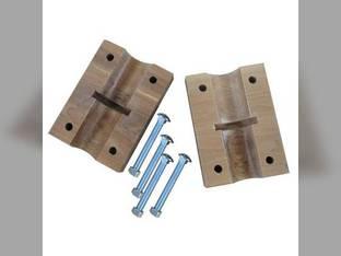 Straw Walker Wood Bearing Block Set