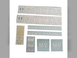Decal Set International M