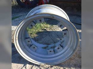 "Used 16""x 26"" 4 Double Channel Rim Case IH 5250 5120 5220 5230 5130 5140 5240 1531597C1"