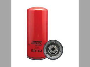 Filter - Lube Dual Flow Spin On BD103 Case IH 9270 9250 9390 9350 9370 9280 9180 9260 9380 9170 New Holland Gleaner R62 R72 R52 R42 White 170 195 John Deere 8770 8870 8960 8970 Ford Massey Ferguson
