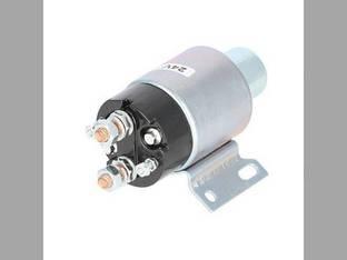 Starter Solenoid - Delco Style - 24 Volt - 4 Terminal John Deere 4020 3010 4010 3020 600 500A 500B AR11129