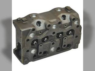 Remanufactured Cylinder Head Massey Ferguson 210 Allis Chalmers 5020 3280519M91 72098605