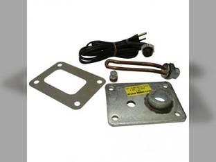 Frost Plug Heater - Plate 1500 Watt 120V Massey Ferguson 4840 4900 4880 4800