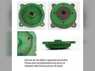 Used Shoe Supply Auger Drive Hub John Deere 9650 CTS CTSII 9550 SH 9560 SH 9600 9500 9410 9610 9400 9510 SH 9550 9510 9500 SH 9650 CTS 9660 9560 9660 CTS 9450 H135423