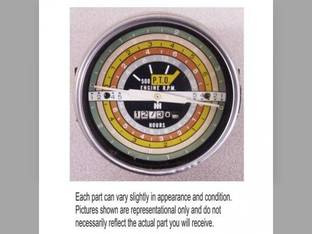 Used Tachometer Gauge International 2656 656 103153A1