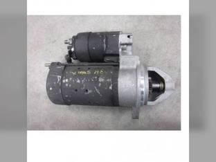 Used Starter - Bosch PLGR (18230) Gehl 4835 4635 6635 5635 132299 Deutz 11180180