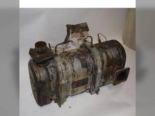 Used Muffler DPF Assembly Kubota SVL90-2 1J542-18930