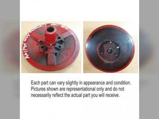 Used Cleaning Fan Drive Pulley International 1440 1480 1460 1470 192294C1