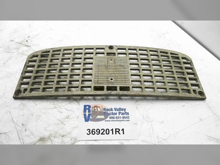Grille-hood