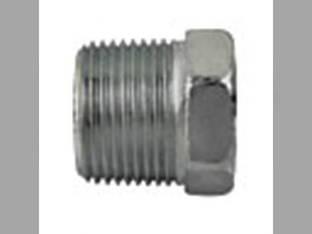 """Hydraulic Hex Head Plug 1/2"""" M-TH"""
