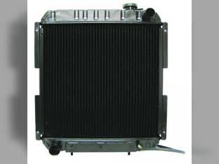 Radiator John Deere 240 250 KV12198