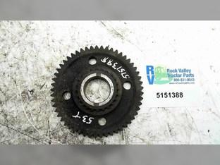 Gear-driven 1000 Rpm 53T
