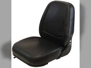 Seat Assembly - Deluxe High-Back 230 Series New Holland L170 LS160 LS170 John Deere 315 240 320 Kubota Caterpillar Bobcat T190 T190 T190 S175 753 773 763 S185 S160 863 863 863 863 Gehl Mustang Case