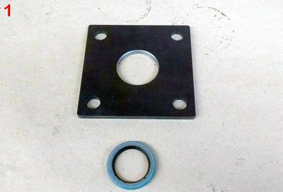 Gearbox Seal :: Kuhn Knight • RotoMix • Turbo Max • Botec • Gehl