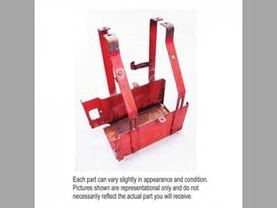 Used Battery Box - LH International Hydro 186 1486 1586 786 986 3788 3388 886 1086 3588 104859C3