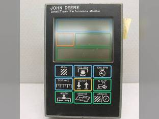 Used Performance Monitor John Deere 8870 8760 4755 4555 4760 4560 4455 4960 8560 8960 8570 8970 8770 4255 4055 4955 RE253576