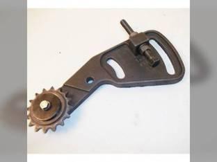 Used Chain Tightener Bracket RH Case 1537 1740 1500 1526 1530 1737 1700 1530B T41077