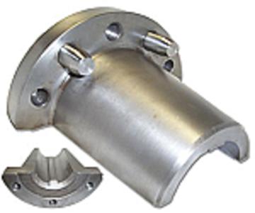 Axle Half Sleeve - Keyed, 86mm