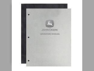 Operator's Manual - 5020 John Deere 5020 5020 OMR42449