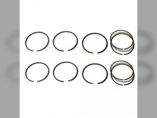 Piston Ring Set - Standard - 2 Cylinder - 3 Sets Required International 4156 4100 DT429