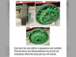 Used Dual Range Cylinder Gear Case Assembly John Deere 9400 9410 9450 9500 9501 9510 9550 9560 9600 9610 9650 9660 CTS 9510 SH 9550 SH CTSII 9560 SH 9500 SH 9650 CTS 9660 CTS AH134859