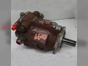 Used Header Drive Pump Hesston 6600 843417