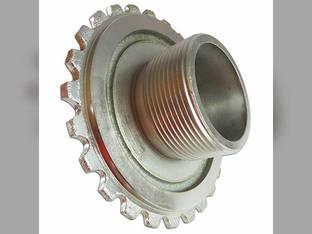 Sheaves, Rotor Drive, Variable Pulley