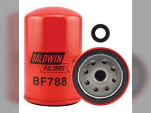 Filter - Fuel Secondary Spin On BF788 Cummins Fiat Case Case IH 7110 1660 1688 1644 7130 1666 2344 2188 7240 7220 2144 7140 7230 7120 1680 7150 2166 7250 1640 AGCO Gleaner Massey Ferguson Cummins