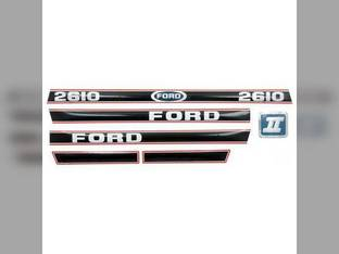 Decal Set Ford 2610 83928787
