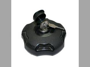 Fuel Tank Cap - Locking John Deere
